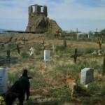 Taos Pueblo Graveyard (2)